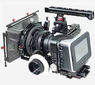 black magic design 4k camera