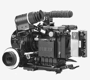 red m dragon carbon fiber camera